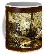 The Forgotten Watermill Wheel Coffee Mug