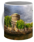 The Four Courts In Reconstruction 2 Coffee Mug
