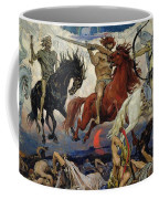 The Four Horsemen Of The Apocalypse Coffee Mug
