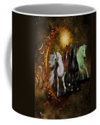 The Four Horses Of The Apocalypse Coffee Mug