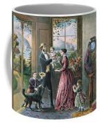 The Four Seasons Of Life  Middle Age Coffee Mug