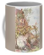 The Fox And The Grapes Coffee Mug