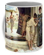 The Frigidarium Coffee Mug by Sir Lawrence Alma-Tadema