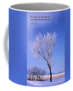 The Frost Like Ashes Coffee Mug