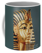 The Funerary Mask Of Tutankhamun Coffee Mug
