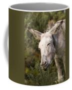 the Funny Donkey Coffee Mug