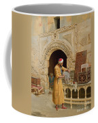 The Furniture Maker Coffee Mug by Ludwig Deutsch
