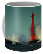 The Gale Of October II Coffee Mug