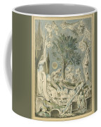 The Gambols Of Ghosts According With Their Affections Previous To The Final Judgement Coffee Mug