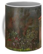 The Garden Boris Grigoriev Coffee Mug