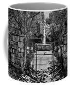 The Garden Gate Coffee Mug
