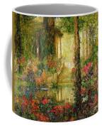 The Garden Of Enchantment Coffee Mug by Thomas Edwin Mostyn