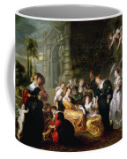 The Garden Of Love Coffee Mug