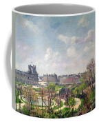 The Garden Of The Tuileries Coffee Mug