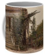 The Garden Steps Coffee Mug