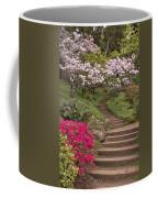 The Garden Steps Coffee Mug