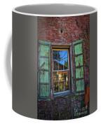 The Garden Window Coffee Mug