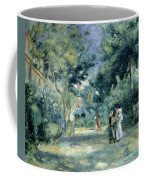 The Gardens In Montmartre Coffee Mug