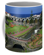 The Gardens Of Ribeira Grande Coffee Mug