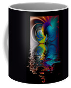 The Gate Across The Water Coffee Mug