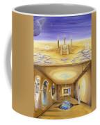 The Gate Keeper Coffee Mug by Teresa Gostanza