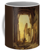 The Gates Of El Geber In Morocco Coffee Mug