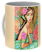 The Gaze Of Shalini Coffee Mug