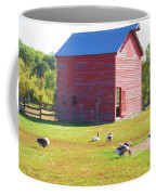 The Geese Are Out Coffee Mug