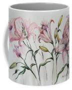Gentle Flowers Coffee Mug