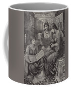 The Gentle Music Of The Bygone Day Coffee Mug