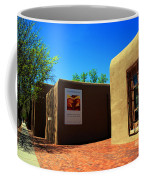 The Georgia O'keeffe Museum In Santa Fe Coffee Mug