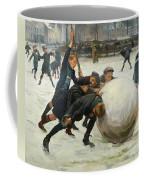 The Giant Snowball Coffee Mug