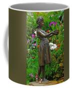The Girl Among Orchids Coffee Mug