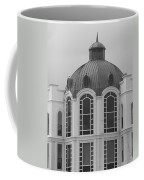 The Glass And Brass Tower Coffee Mug