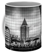 The Glass Windows Of The Market Hall In Rotterdam Coffee Mug