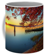 The Glassy Patuxent Coffee Mug by Cindy Lark Hartman