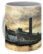 The Globe Theatre London Coffee Mug