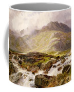 The Glyder Fawr  Coffee Mug