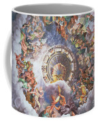 The Gods Of Olympus Coffee Mug by Giulio Romano