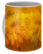 The Gold Mirror Coffee Mug