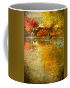 The Golden Dreams Of Autumn Coffee Mug