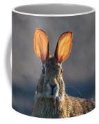 Golden Ears Bunny Coffee Mug
