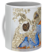 The Golden Flow Of Expansion Coffee Mug