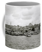 The Golden Horn Coffee Mug