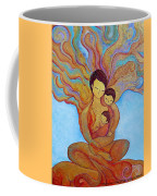 The Golden Tree Of Life Coffee Mug