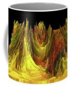 The Golden Valley Coffee Mug