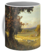 The Golden Valley Coffee Mug by Sir Alfred East