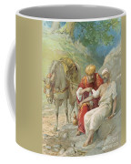 The Good Samaritan Coffee Mug by Ambrose Dudley