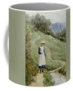 The Goose-girl  Coffee Mug