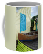 The Gordons Fisherman House Coffee Mug